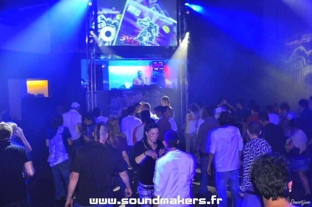 Bumping Party live @ Dcibelia (Spain)