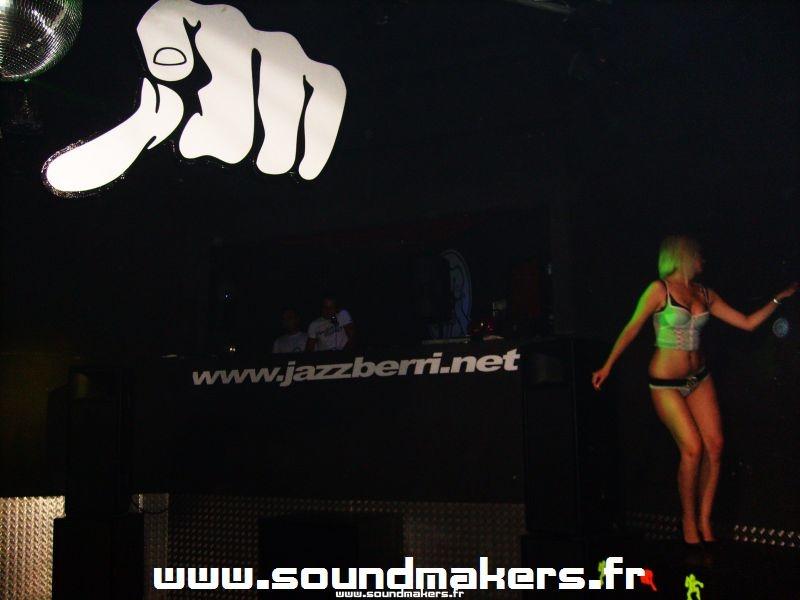 CyC & Jeremy (Sound Makers) @ Jazzberri (Spain)