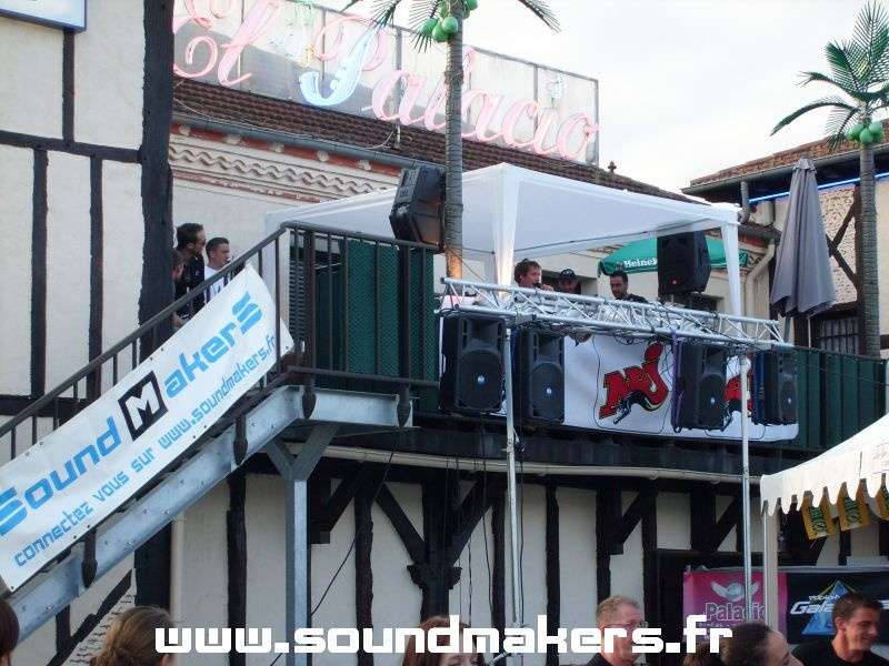 Sound Makers @ Summer Festival (Palacio/64)