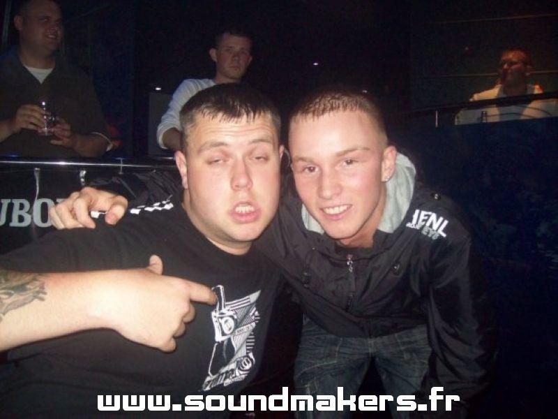 CyC & Fritz (Sound Makers) @ Klub DNA (United-Kingdom)