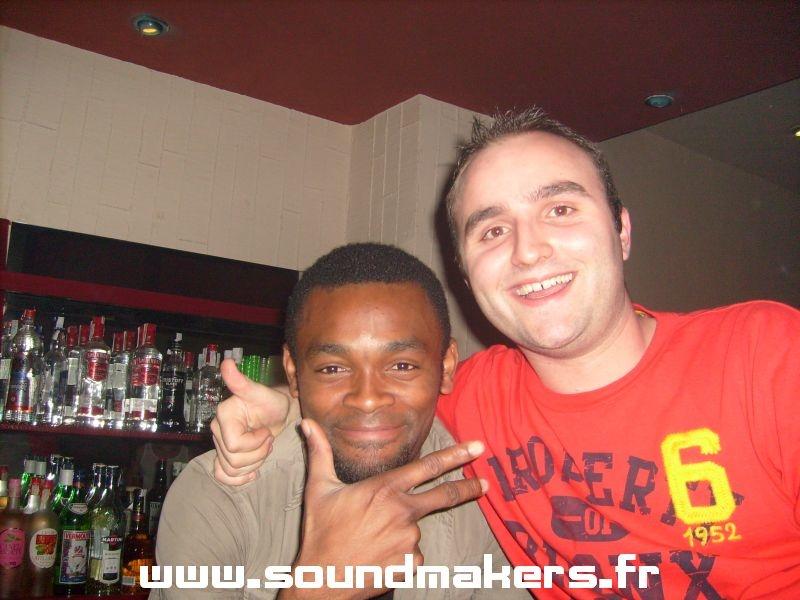 CyC & Fritz (Sound Makers) @ Virus (Spain)