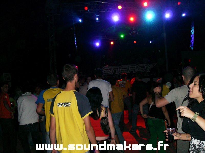 Jeremy & MKL (Sound Makers) @ Sin Norte festival (Spain)