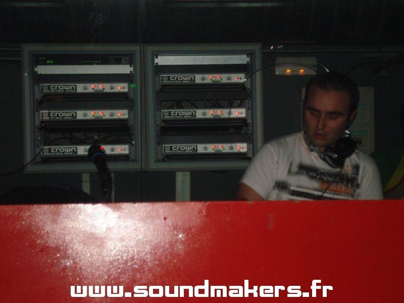 CyC & Jeremy (Sound Makers) @ Skamner (Spain)