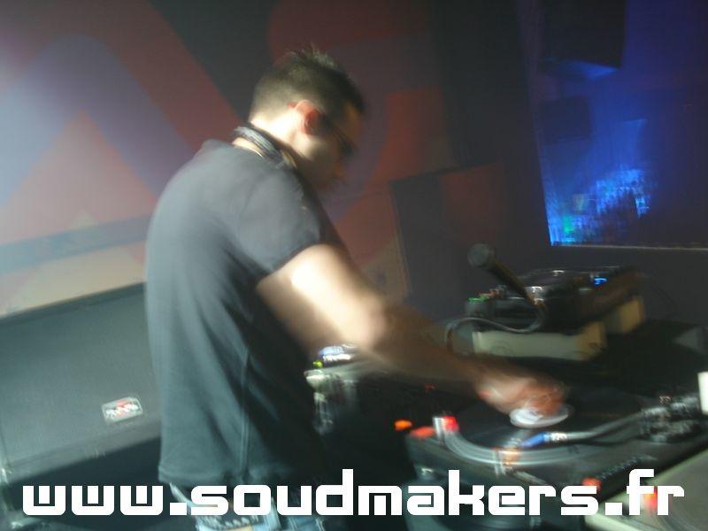 CyC & Jeremy (Sound Makers) @ Zona Poky (Rock Star/Spain)