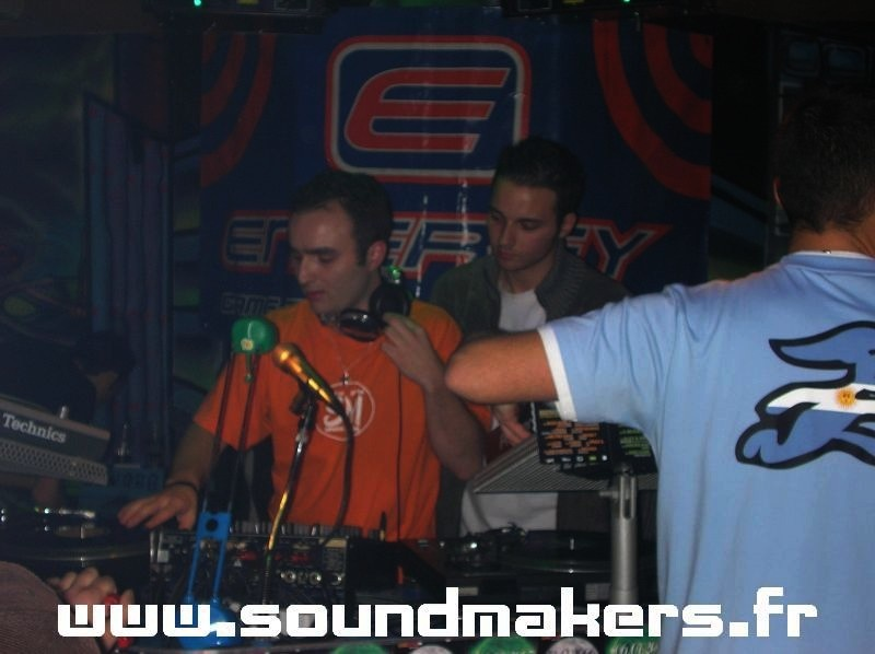 CyC & Jeremy (Sound Makers) @ Crepusculo (Spain)