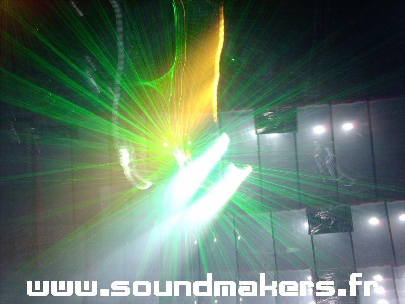 Sound Makers @ Le Forum (France)