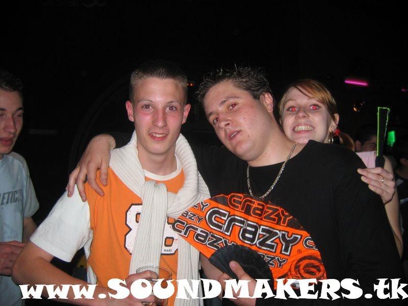 CyC, Jeremy & MKL @ Crazy Friday Saint (NON/Spain)