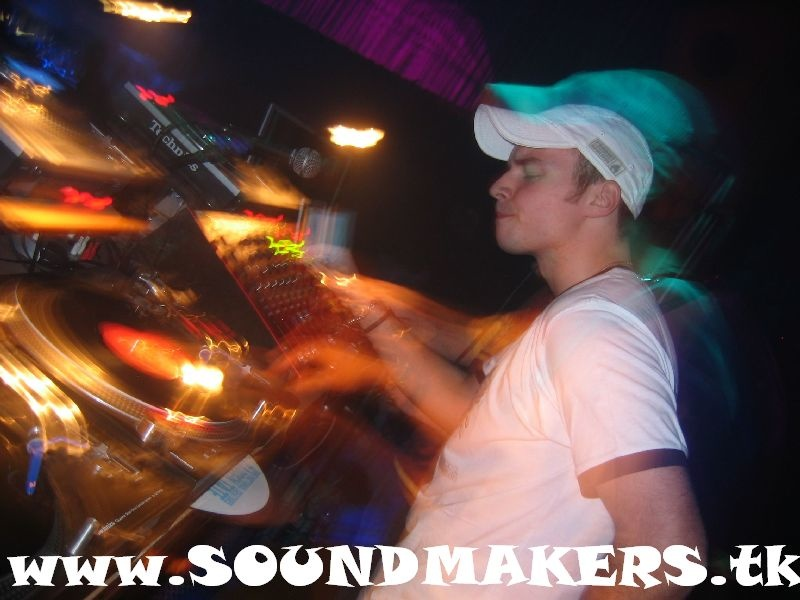 Fritz & Jeremy (Sound Makers) @ NON (Spain)