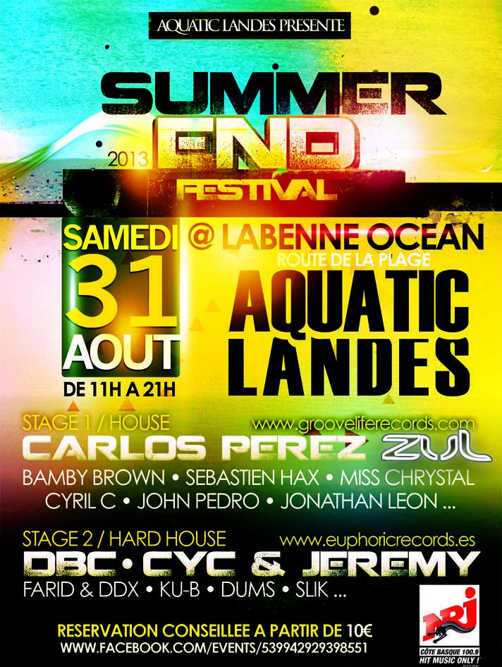 Sound Makers @ Summer End Festival (Aquatic Landes/40)