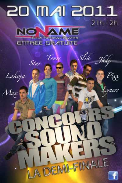Fly concours demi-finale sound makers 2011
