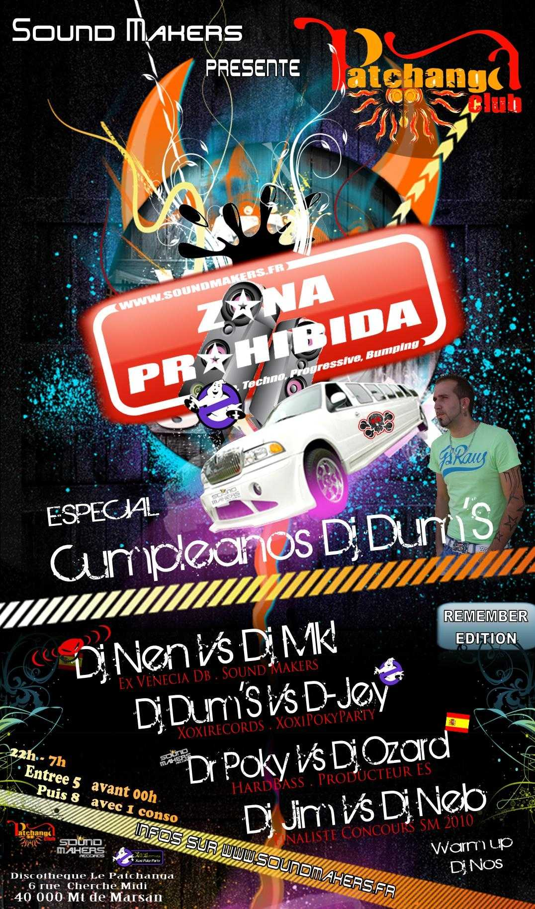 Fiesta Remember Zona Prohibida @ Patchanga (40)