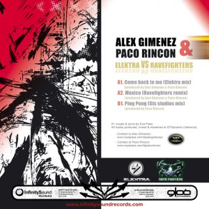 ALEX GIMENEZ/PACO RINCON - Elektra vs Ravefighters