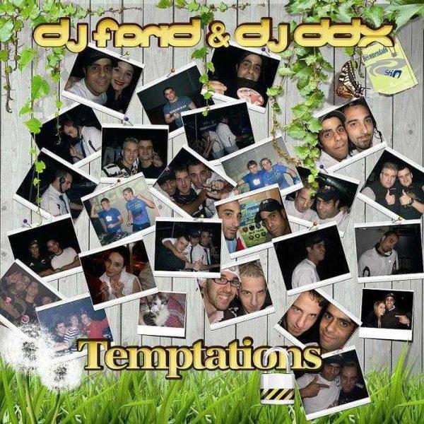 DJ FARID & DJ DDX - Temptations