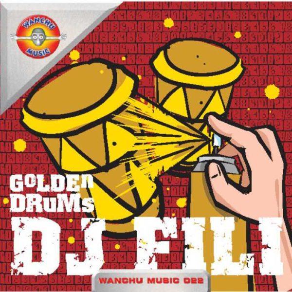 DJ FILI - Golden Drums