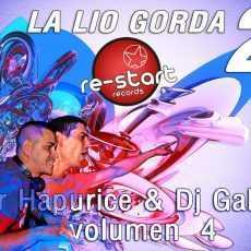 DJ GALAS & DTR HAPURICE - La Lio Gorda 2