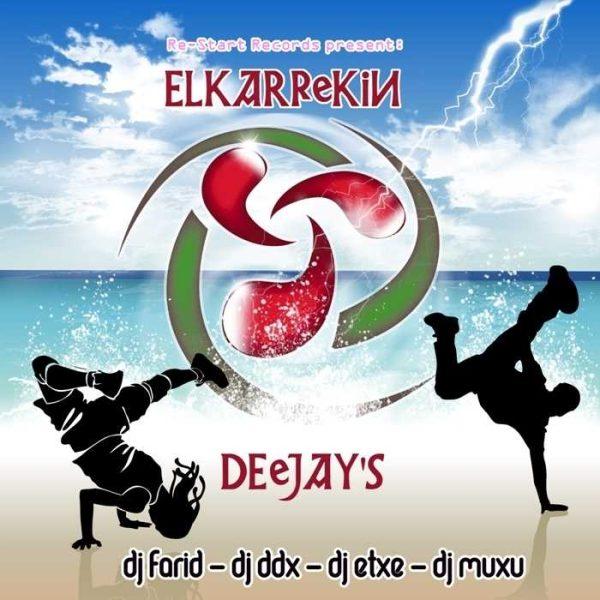 ELKARREKIN DJS - Dfamuxe