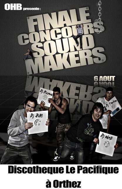 Finale Concours Sound Makers 2010 @ Le Pacifique (64)