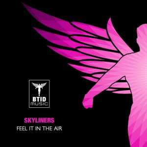 SKYLINERS feat MANDY EDGE - Feel It In The Air