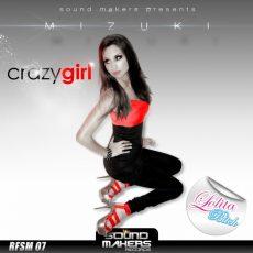 Dj Mizuki - Crazy Girl
