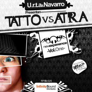 U.R.T.A/NAVARRO - New Experience Vol One
