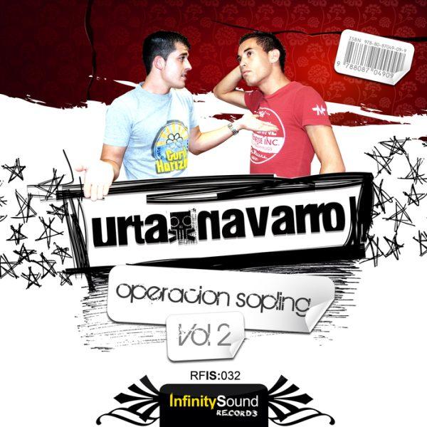 URTA/NAVARRO - Operacion Sopling Vol 2