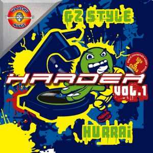 HARDER VOL 1 - Gz Style/Hurrai