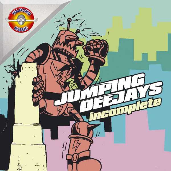 JUMPING DEEJAYS - Incomplete