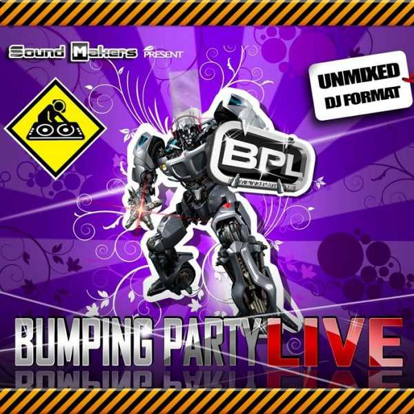 VARIOUS - Bumping Party Live (Unmixed DJ Format)