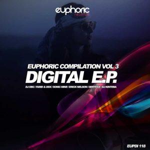 VARIOUS - Euphoric Compilation Vol 3